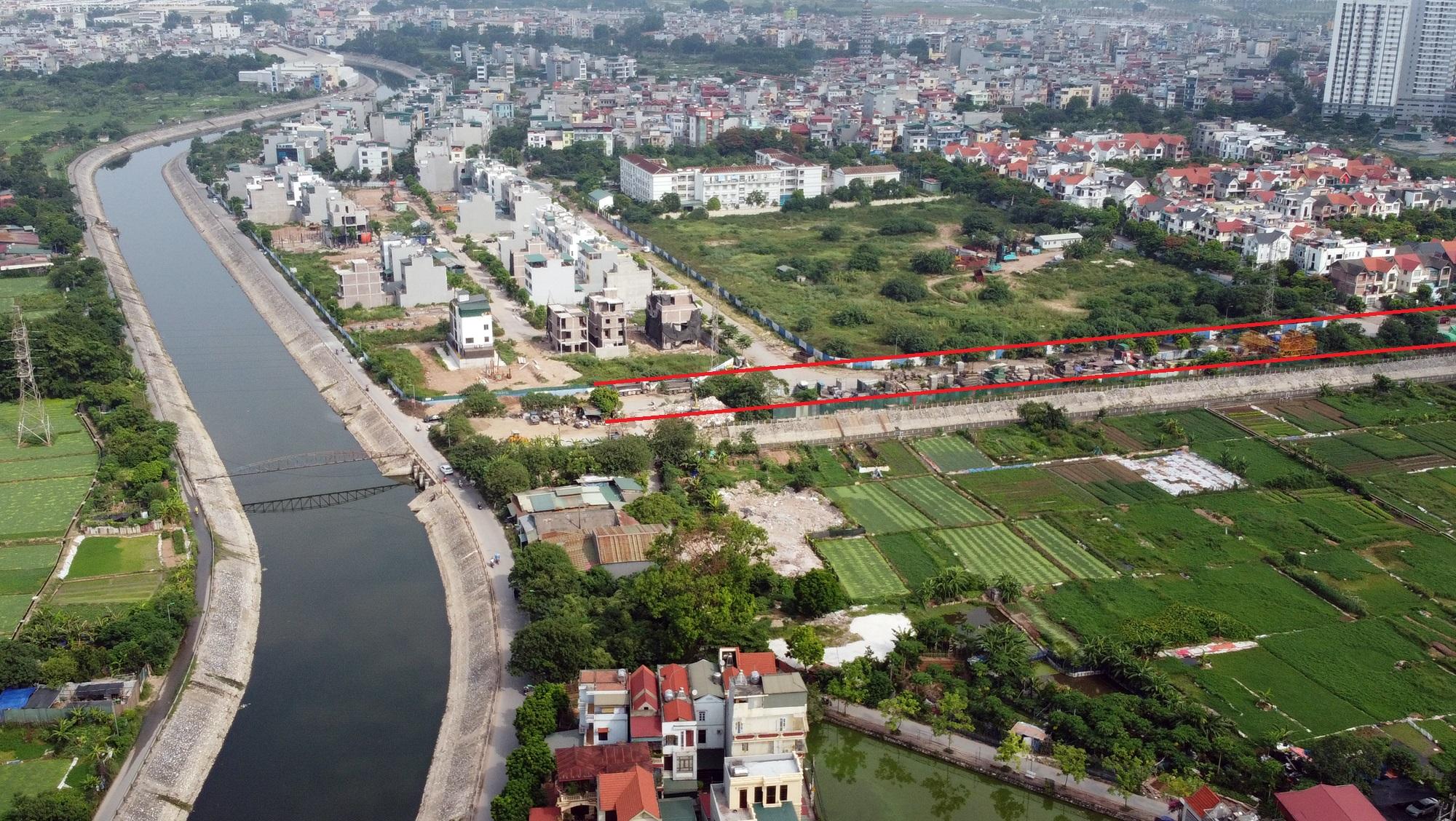 Ba đường sẽ mở theo qui hoạch ở phường Hoàng Liệt, Hoàng Mai, Hà Nội - Ảnh 4.