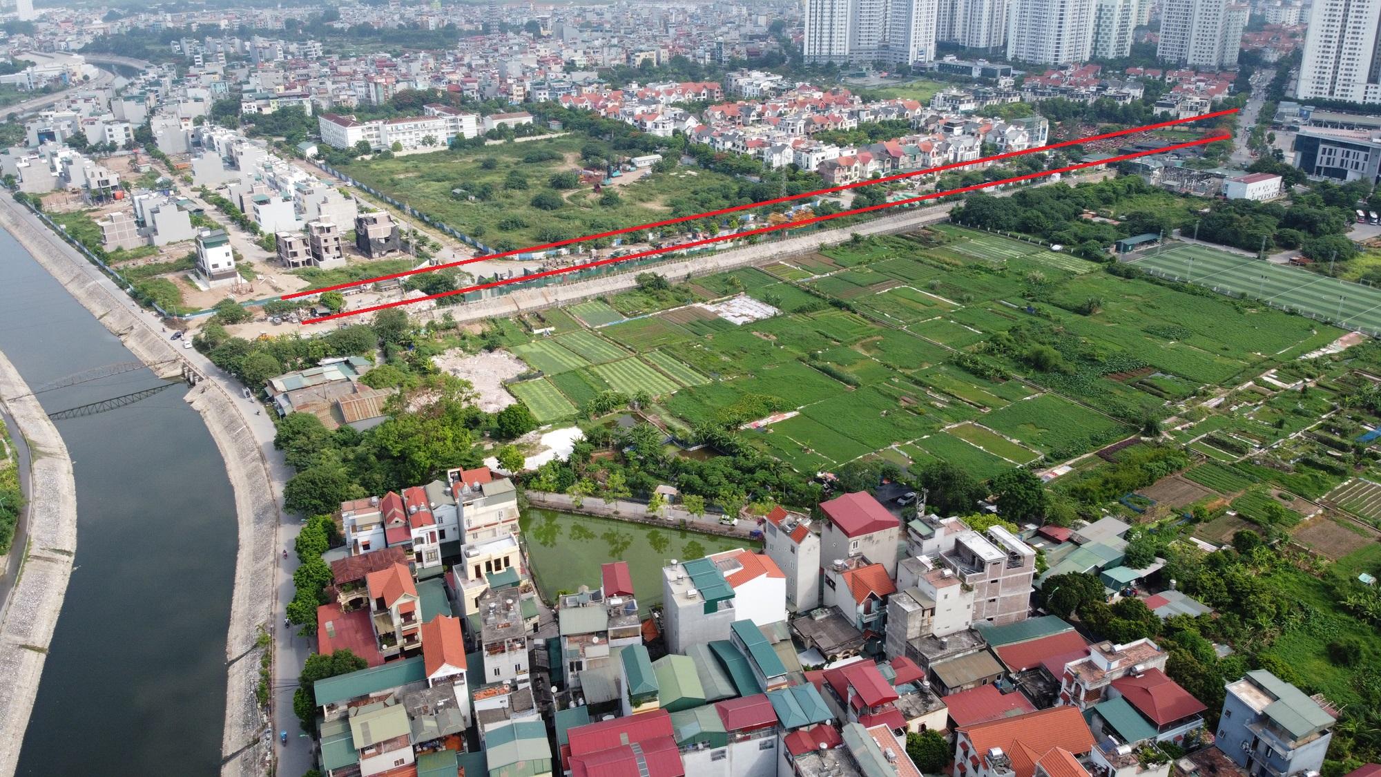 Ba đường sẽ mở theo qui hoạch ở phường Hoàng Liệt, Hoàng Mai, Hà Nội - Ảnh 5.