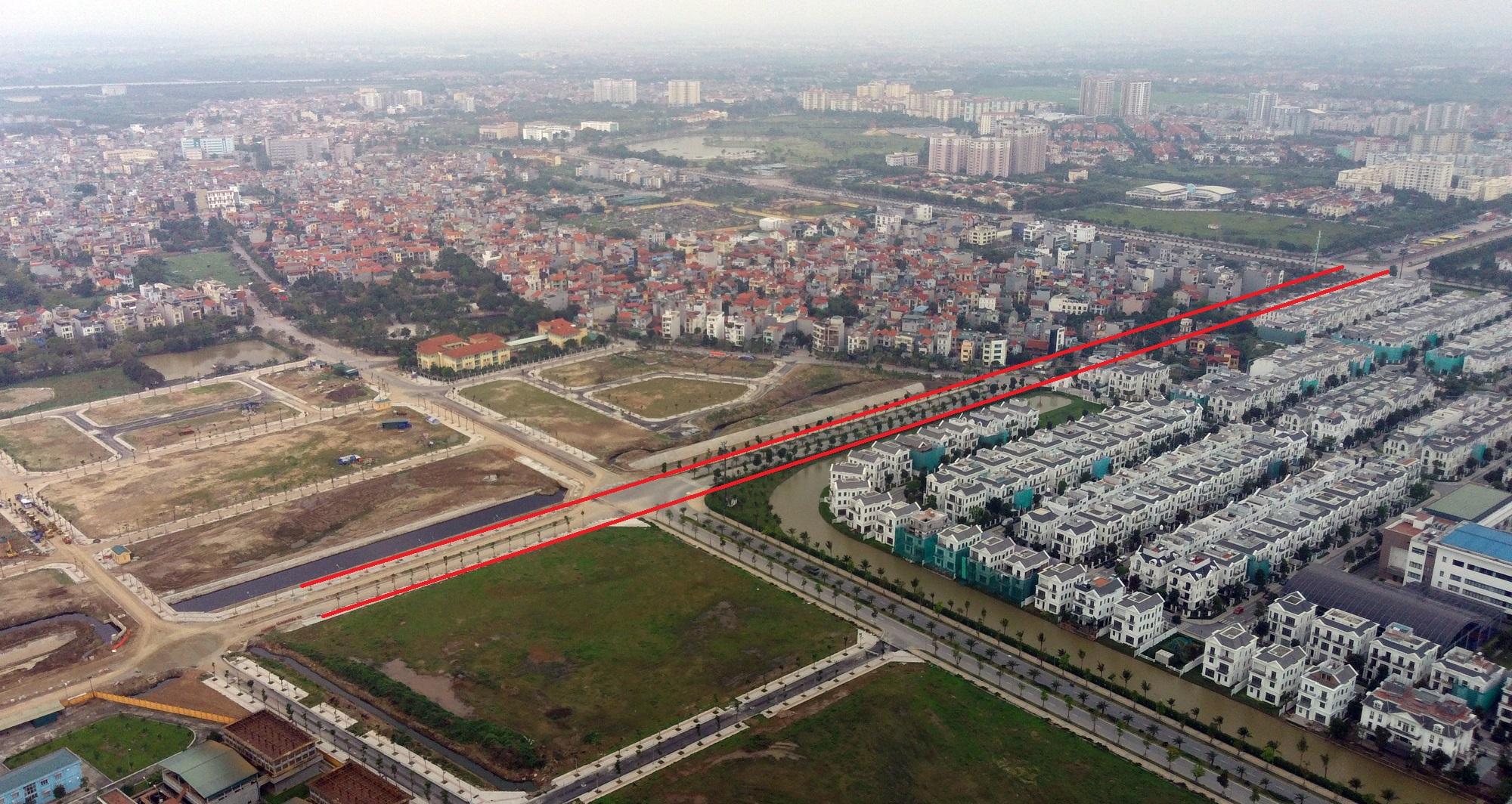 đường sẽ mở theo qui hoạch ở phường Việt Hưng, Long Biên, Hà Nội - Ảnh 9.