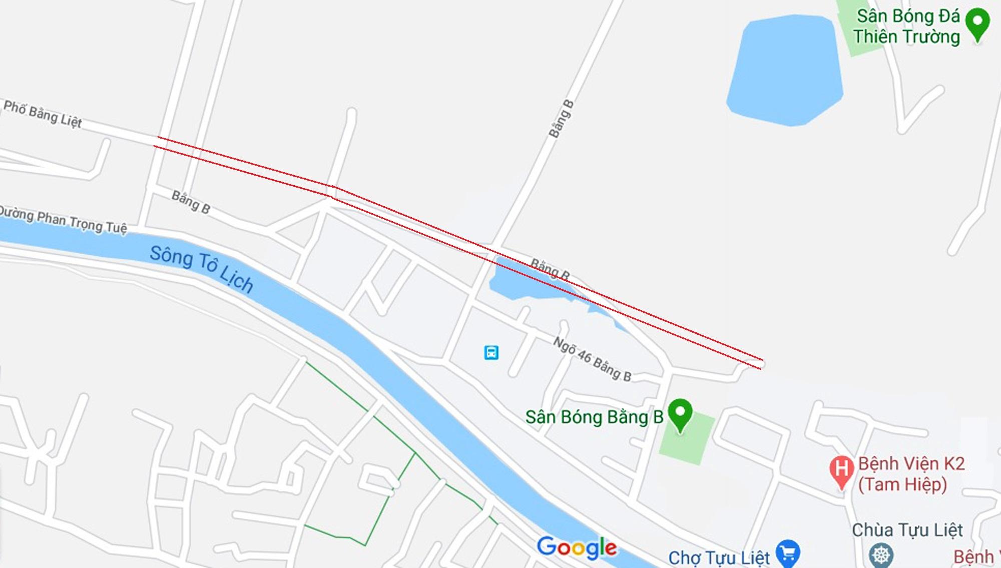 Ba đường sẽ mở theo qui hoạch ở phường Hoàng Liệt, Hoàng Mai, Hà Nội - Ảnh 10.