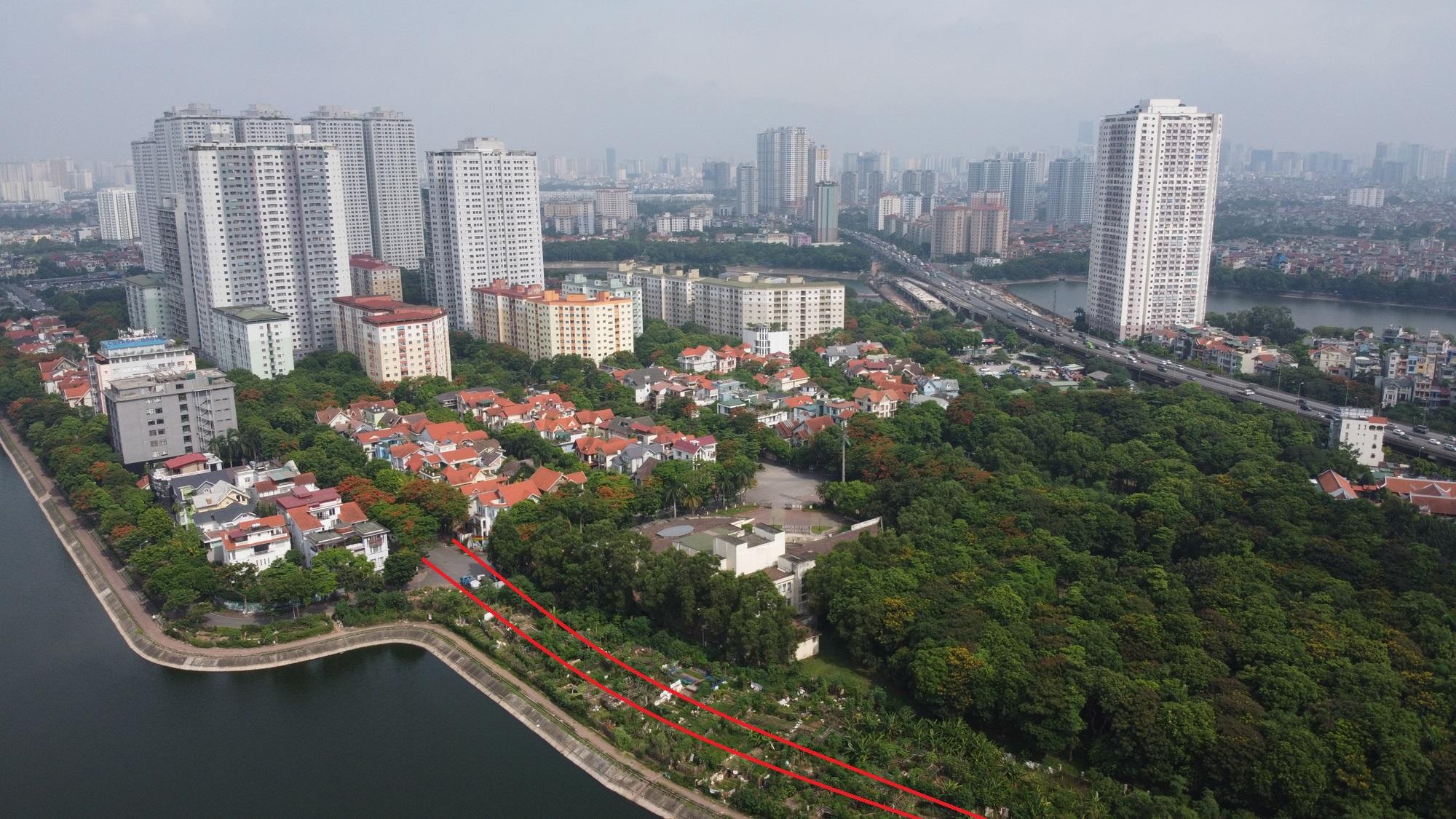 4 đường sẽ mở theo qui hoạch ở phường Hoàng Liệt, Hoàng Mai, Hà Nội - Ảnh 16.