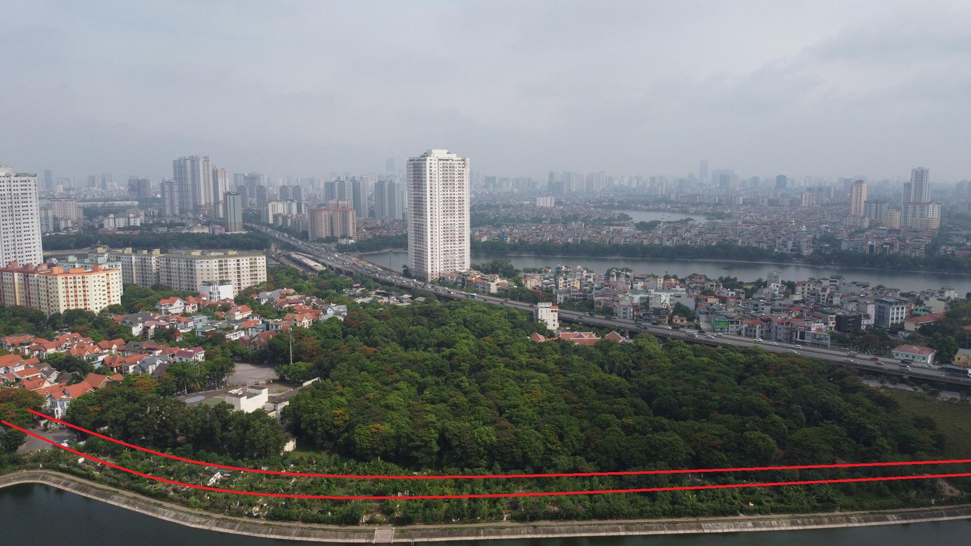 4 đường sẽ mở theo qui hoạch ở phường Hoàng Liệt, Hoàng Mai, Hà Nội - Ảnh 17.