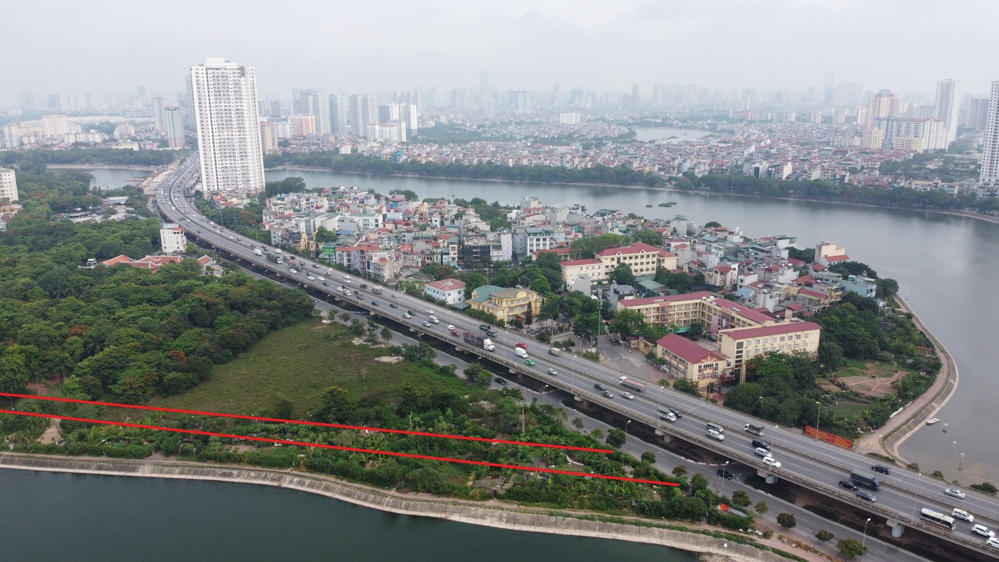 4 đường sẽ mở theo qui hoạch ở phường Hoàng Liệt, Hoàng Mai, Hà Nội - Ảnh 18.