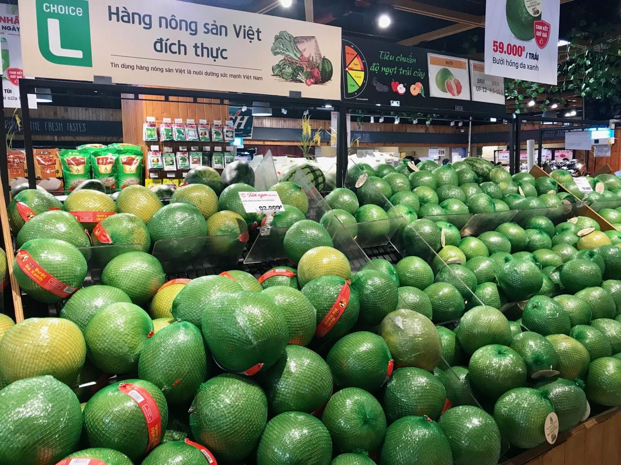 Rau quả xuất khẩu thu về gần 1,8 tỉ USD trong nửa đầu năm, bật tăng tại nhiều thị trường - Ảnh 1.