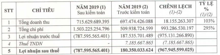 Lợi nhuận của khu công nghiệp lớn nhất TP HCM bốc hơi gần 1.000 tỉ đồng sau kiểm toán - Ảnh 1.