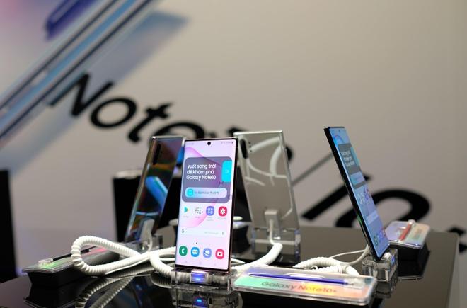 Galaxy Note10 chính hãng giảm giá gần 10 triệu - Ảnh 1.