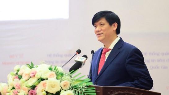 Ông Nguyễn Thanh Long giữ chức quyền Bộ trưởng Y tế - Ảnh 1.