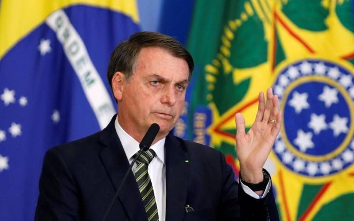 Tổng thống Brazil dương tính với virus SARS-CoV-2 - Ảnh 1.