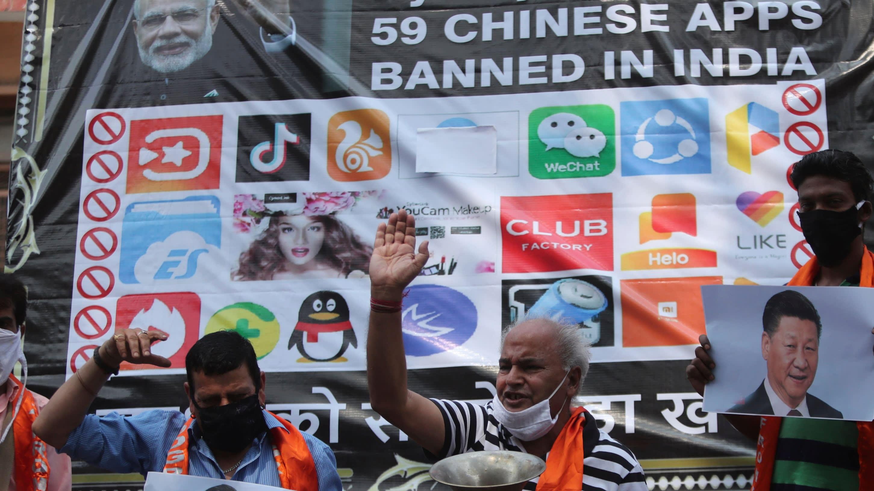 Nikkei: Ấn Độ đã chọn phe trong cuộc chiến công nghệ Mỹ - Trung - Ảnh 1.