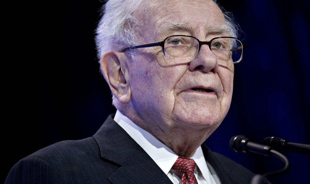 Tặng 3 tỉ USD làm từ thiện, Warren Buffett rơi khỏi top 5 những người giàu nhất thế giới - Ảnh 1.