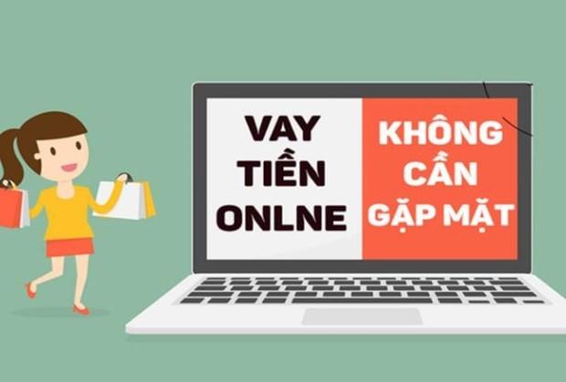 Bộ Công an: Có nhiều app vay tiền online biến tướng thành một dạng tín dụng đen - Ảnh 1.
