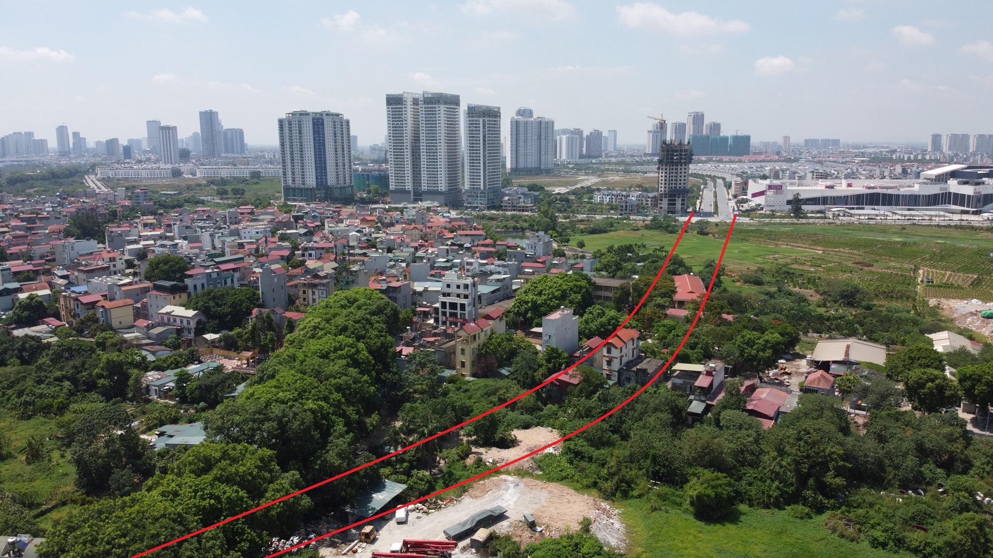 đường sẽ mở theo qui hoạch ở phường Đại Mỗ, Nam Từ Liêm, Hà Nội - Ảnh 5.