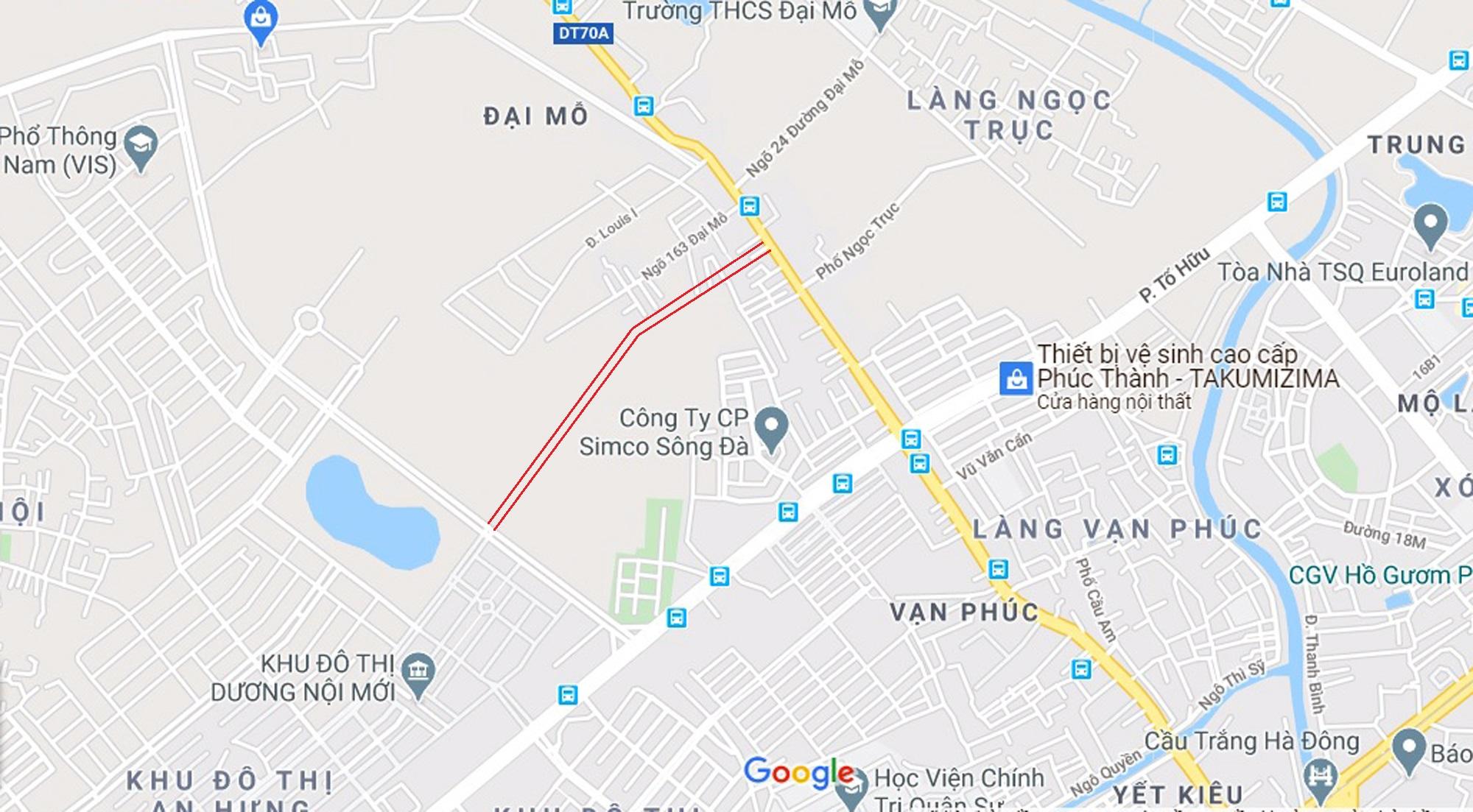 4 đường sẽ mở theo qui hoạch ở phường Đại Mỗ, Nam Từ Liêm, Hà Nội - Ảnh 12.