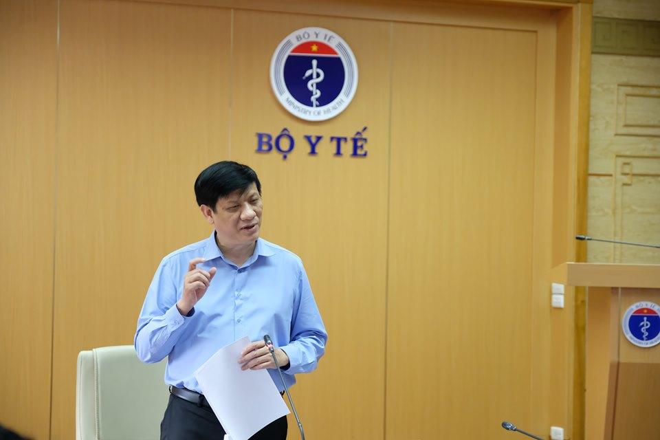 Quyền Bộ trưởng Bộ Y tế: Đà Nẵng đã trải qua 4-5 chu kì lây nhiễm nên việc truy tìm F0 rất khó khăn - Ảnh 1.