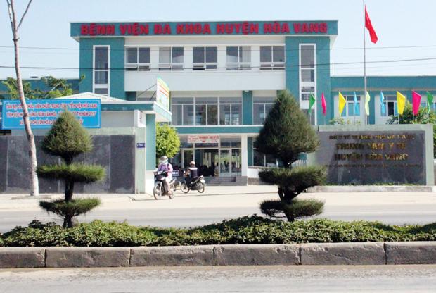 Đà Nẵng lập thêm bệnh viện dã chiến tại Trung tâm Y tế huyện Hòa Vang - Ảnh 1.