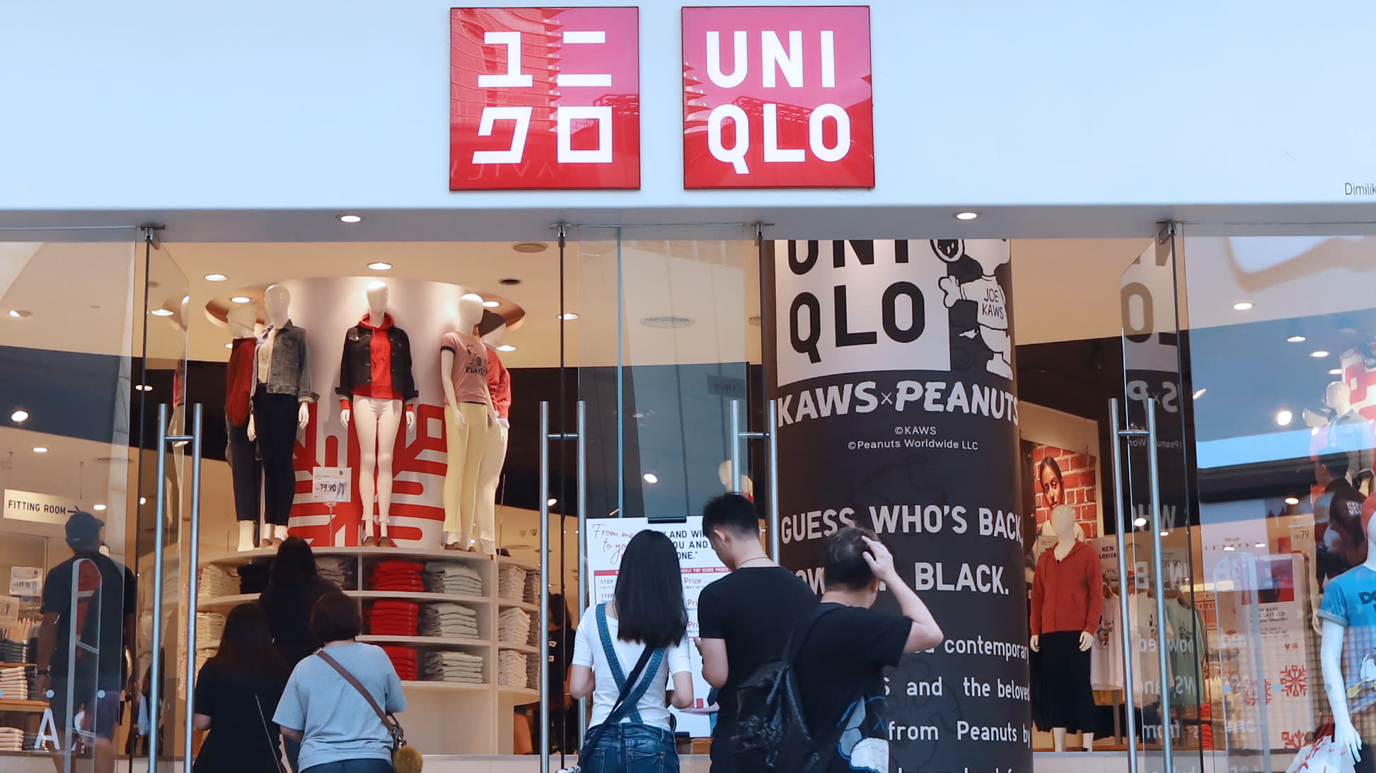 Uniqlo đóng 9 cửa hàng bán lẻ tại Hàn Quốc