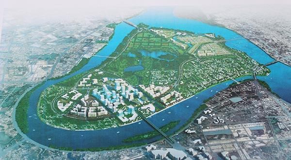 Đồng Nai trình Thủ tướng phê duyệt qui hoạch TP Biên Hòa - Ảnh 1.
