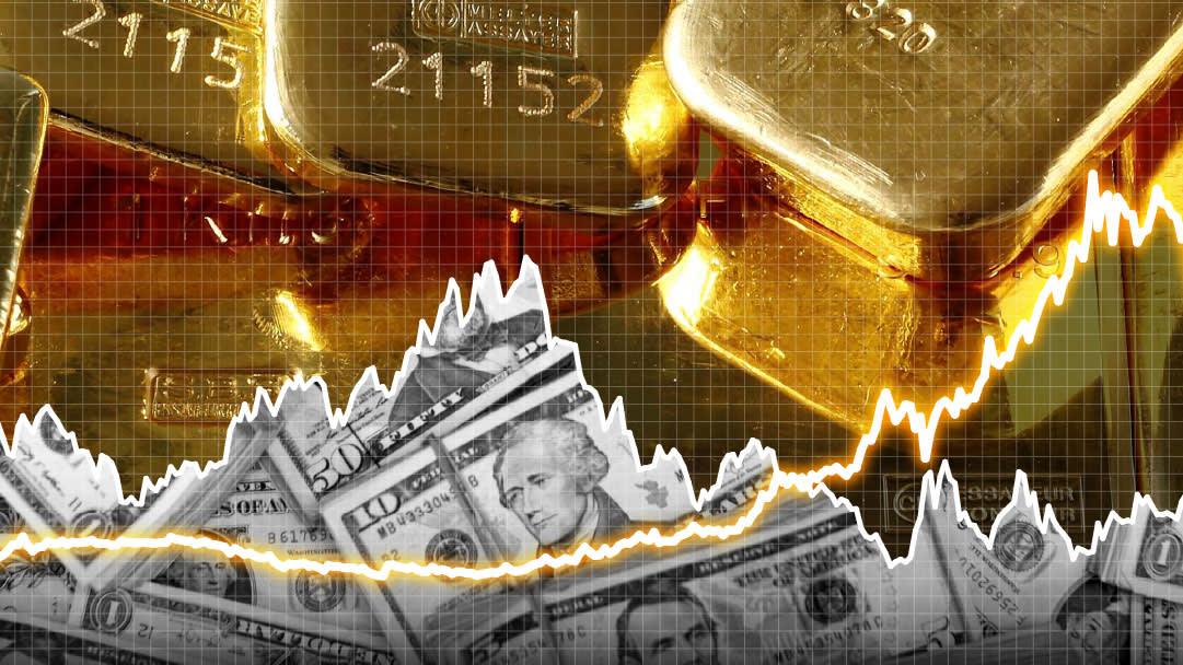 Giá vàng tăng vì nhà đầu tư mất niềm tin vào đồng USD? - Ảnh 1.