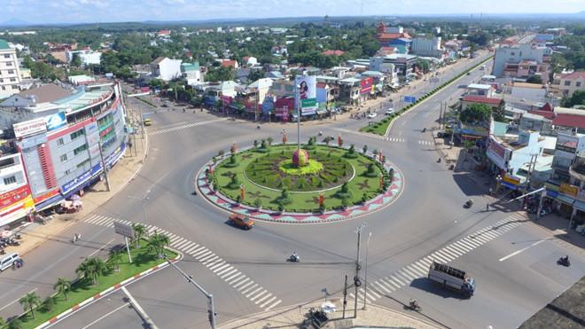 Bình Phước đề xuất qui hoạch 70.000 ha đất phục vụ phát triển công nghiệp - Ảnh 1.