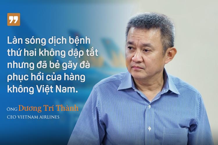 Đại dịch tái bùng phát bẻ gãy đà phục hồi của hàng không Việt - Ảnh 4.