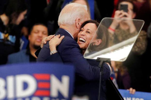 Phố Wall tin ông Biden đã tìm được 'phó tướng' hoàn hảo để đánh bại Donald Trump