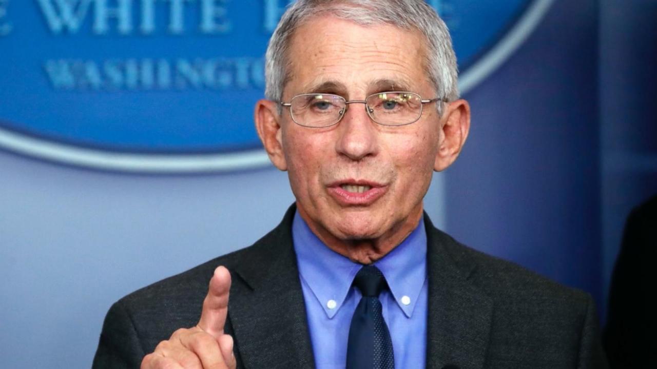 Tiến sĩ Anthony Fauci hoài nghi vắc xin của Nga vì nghiên cứu 'kín như bưng' - Ảnh 1.