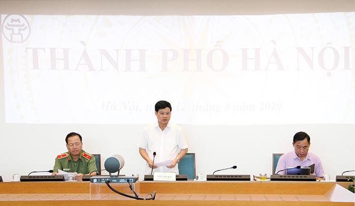 Phó Chủ tịch Hà Nội: Ca mắc COVID-19 mới không rõ nguồn lây - Ảnh 1.