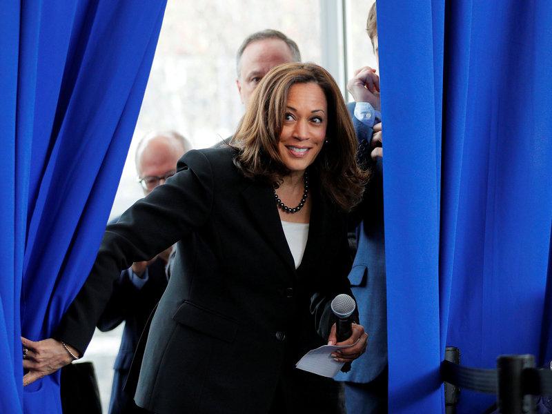 Lần đầu tiên trong lịch sử, một phụ nữ gốc Á được lựa chọn làm ứng viên phó tổng thống Mỹ - Ảnh 1.