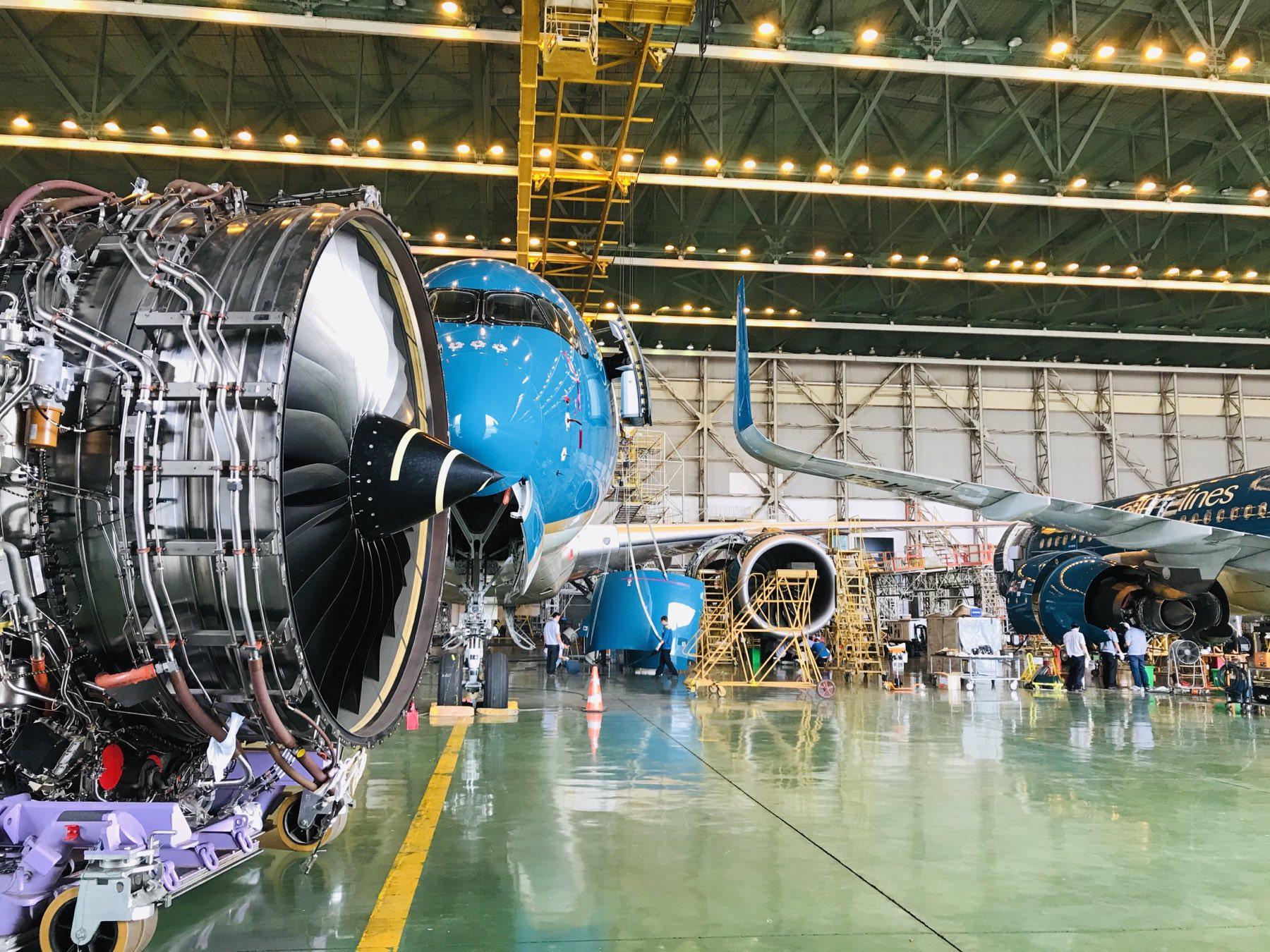 Vietnam Airlines lắp cánh cong cho tàu bay, dự kiến tiết kiệm 2 triệu USD/năm - Ảnh 3.
