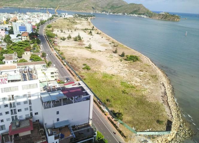 Bình Định sẽ có quảng trường nhạc nước tại khu lấn biển Mũi Tấn - Ảnh 1.