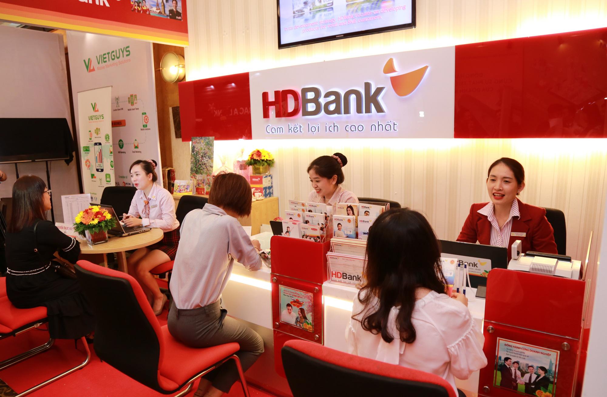 HDBank chuẩn bị phát hành cổ phiếu để chia cổ tức và thưởng, tỉ lệ 30% - Ảnh 1.