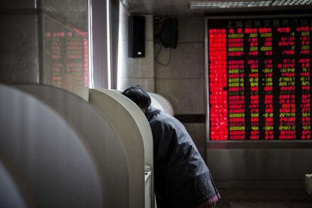 Chứng khoán Mỹ khiến nhà đầu tư F0 Trung Quốc mất ngủ - Ảnh 1.