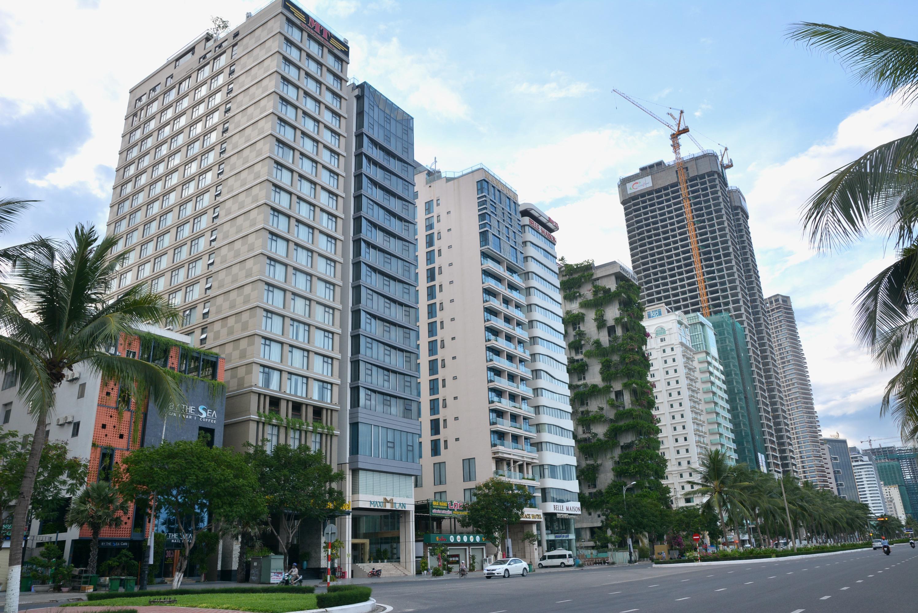 'Cú đấm bồi' COVID-19 khiến khách sạn 4 sao ở Đà Nẵng cũng rao bán - Ảnh 4.