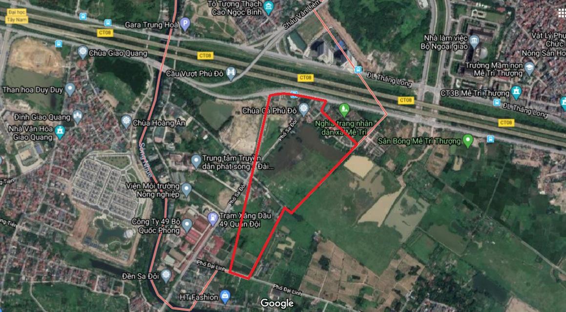 Đất 'dính' qui hoạch ở phường Phú Đô, Nam Từ Liêm, Hà Nội - Ảnh 13.