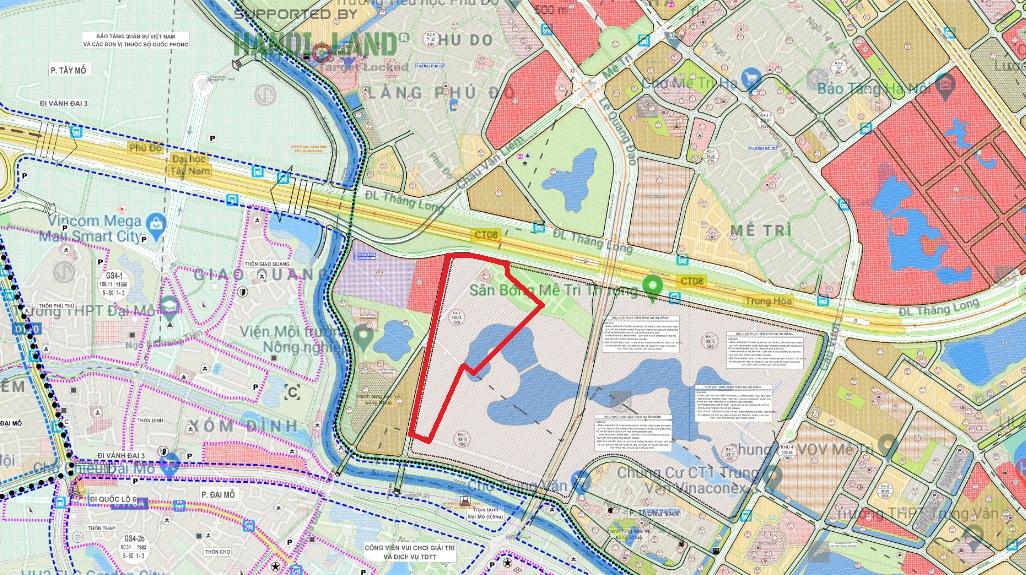 Đất 'dính' qui hoạch ở phường Phú Đô, Nam Từ Liêm, Hà Nội - Ảnh 14.