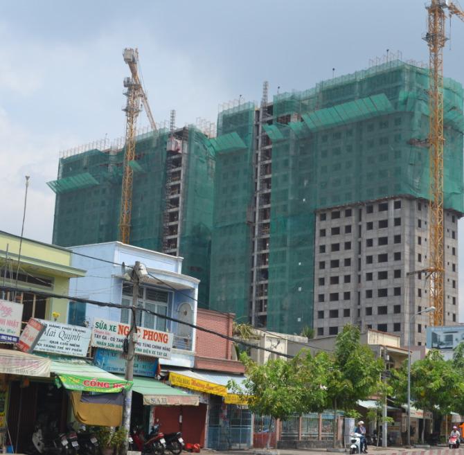 SCB tiếp tục rao bán khu chung cư cao cấp hơn 2.500 tỉ  - Ảnh 1.