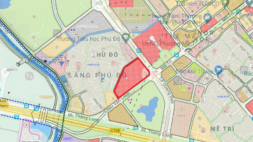 Đất 'dính' qui hoạch ở phường Phú Đô, Nam Từ Liêm, Hà Nội - Ảnh 11.