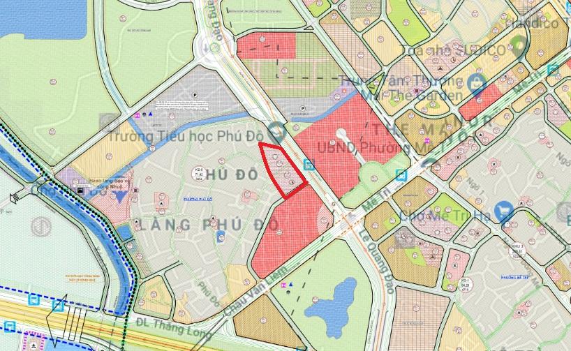 Đất 'dính' qui hoạch ở phường Phú Đô, Nam Từ Liêm, Hà Nội - Ảnh 7.