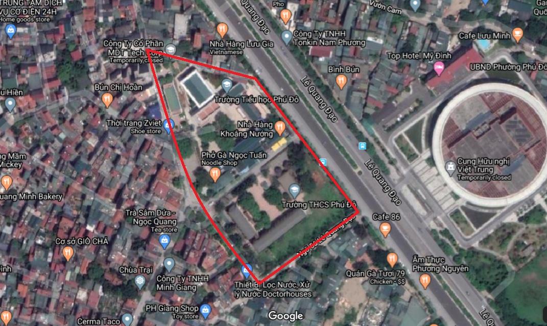 Đất 'dính' qui hoạch ở phường Phú Đô, Nam Từ Liêm, Hà Nội - Ảnh 6.