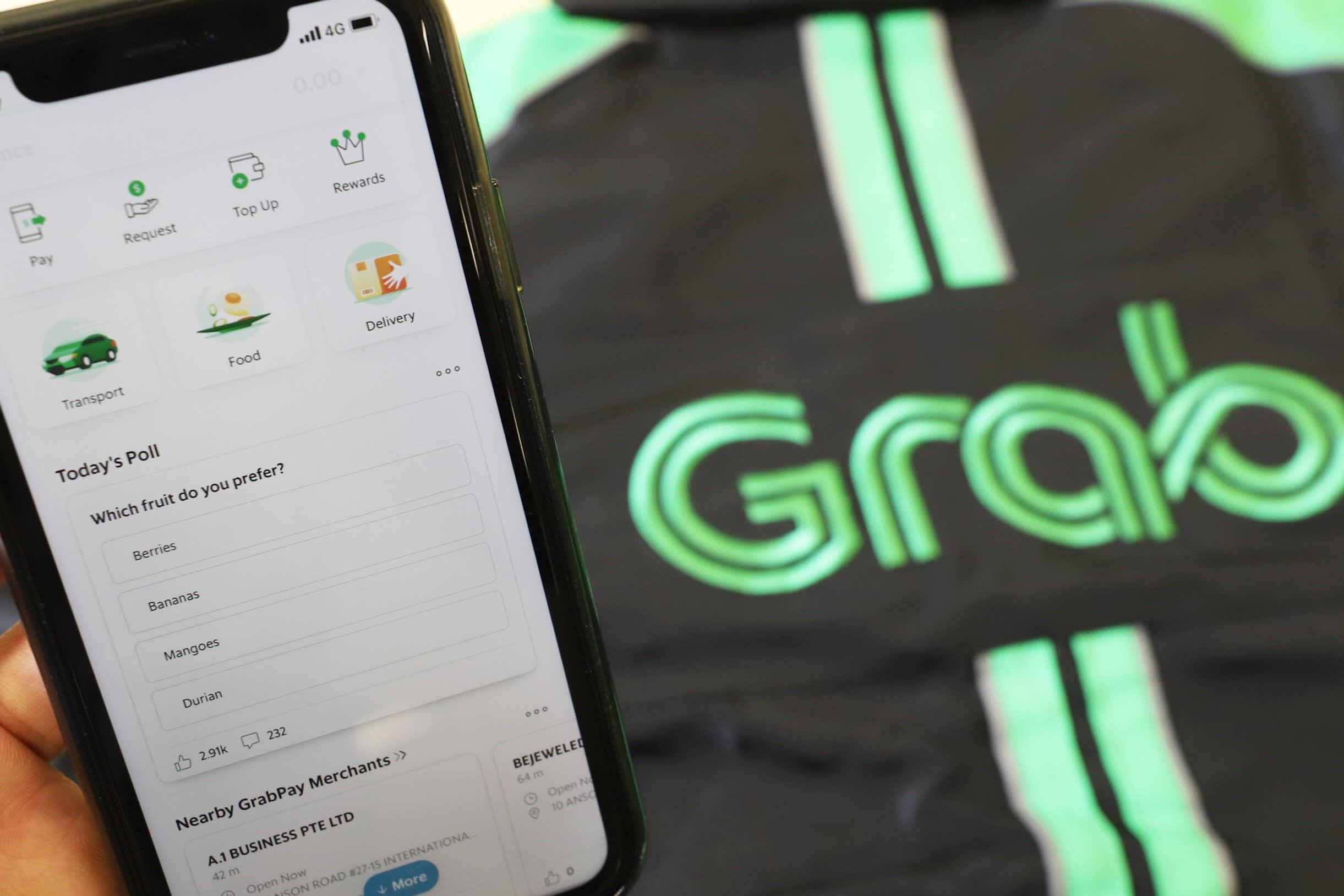 Người dùng Grab có thể đầu tư chỉ với 17.000 đồng