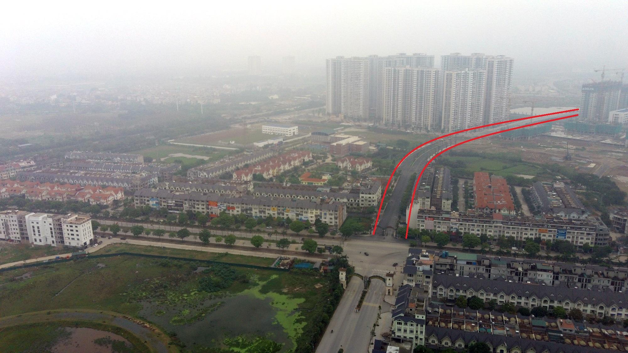 đường sẽ mở theo qui hoạch ở phường Tây Mỗ, Nam Từ Liêm, Hà Nội - Ảnh 11.
