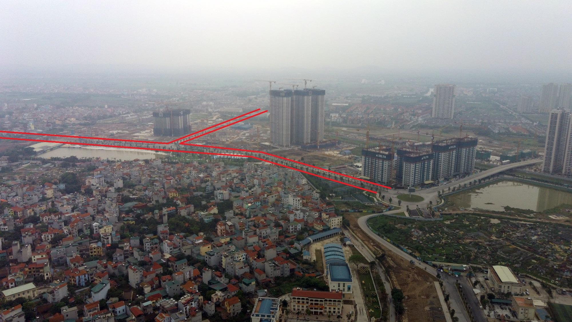 4 đường sẽ mở theo qui hoạch ở phường Tây Mỗ, Nam Từ Liêm, Hà Nội - Ảnh 15.