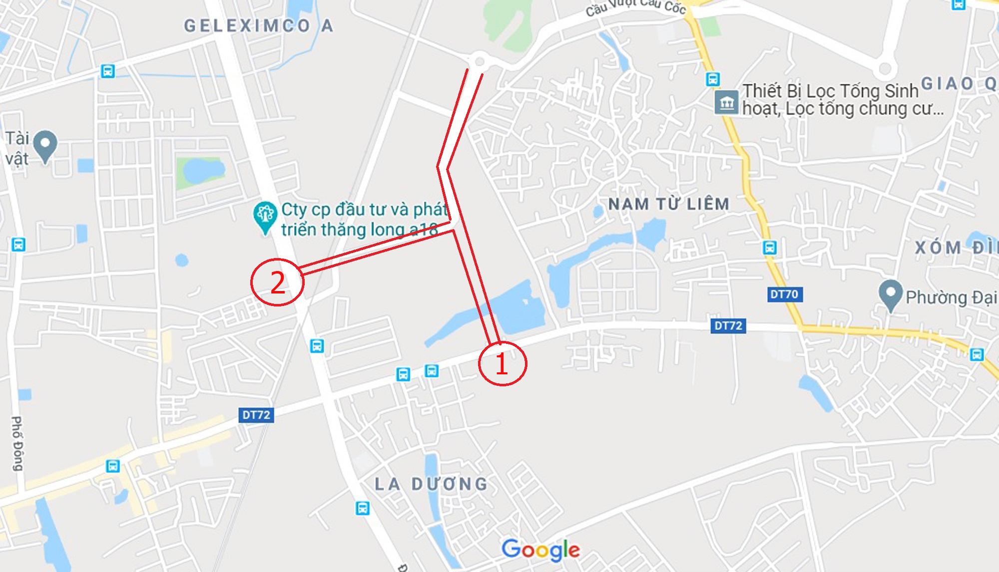 4 đường sẽ mở theo qui hoạch ở phường Tây Mỗ, Nam Từ Liêm, Hà Nội - Ảnh 14.