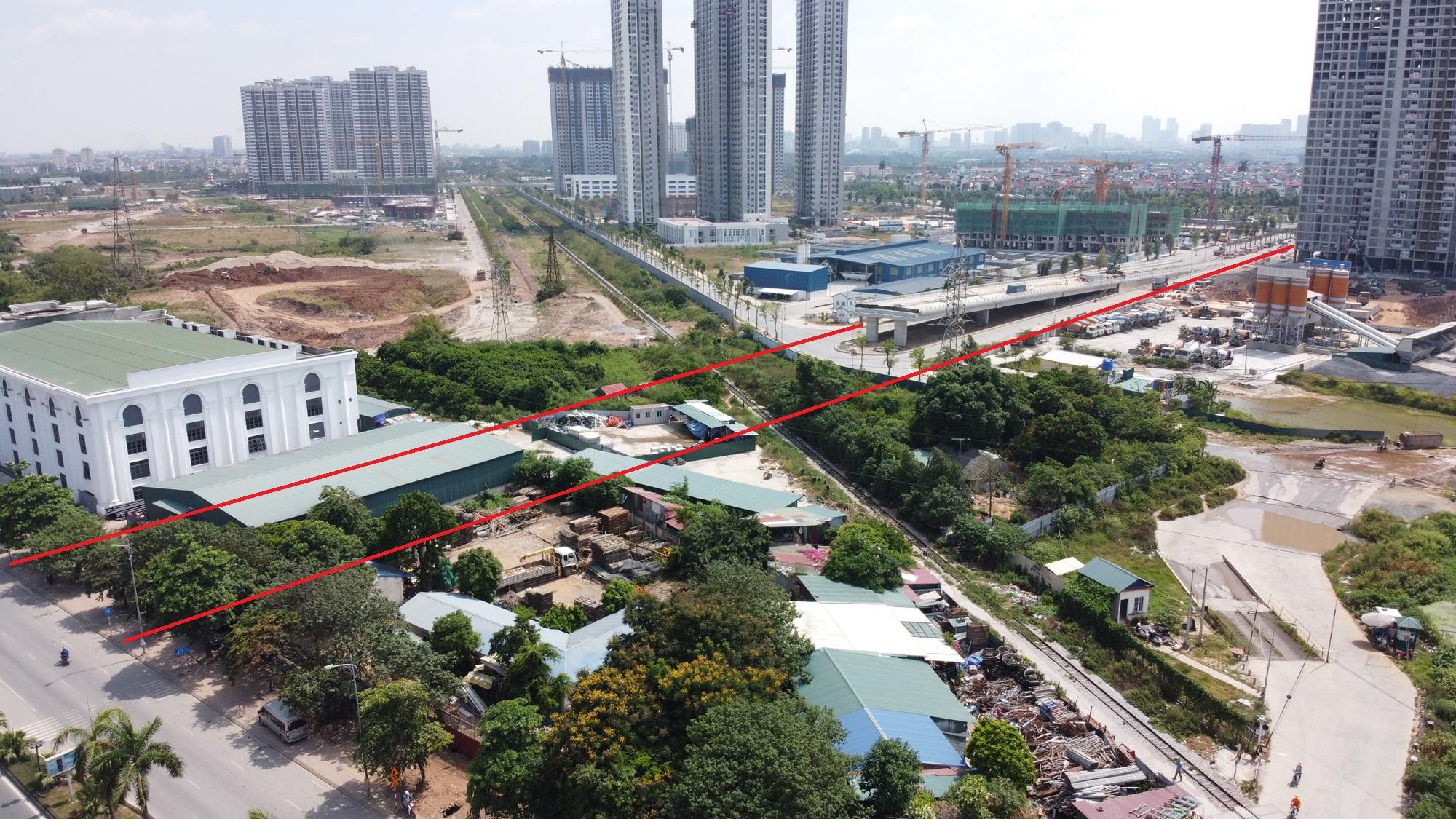 4 đường sẽ mở theo qui hoạch ở phường Tây Mỗ, Nam Từ Liêm, Hà Nội - Ảnh 16.