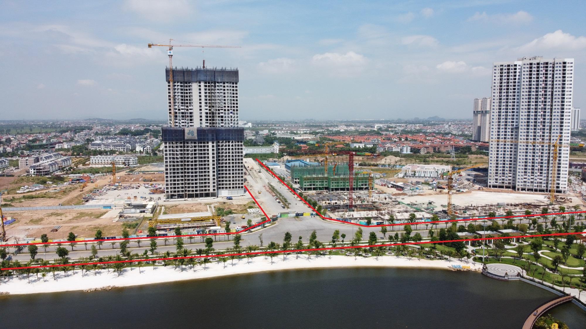 4 đường sẽ mở theo qui hoạch ở phường Tây Mỗ, Nam Từ Liêm, Hà Nội - Ảnh 18.