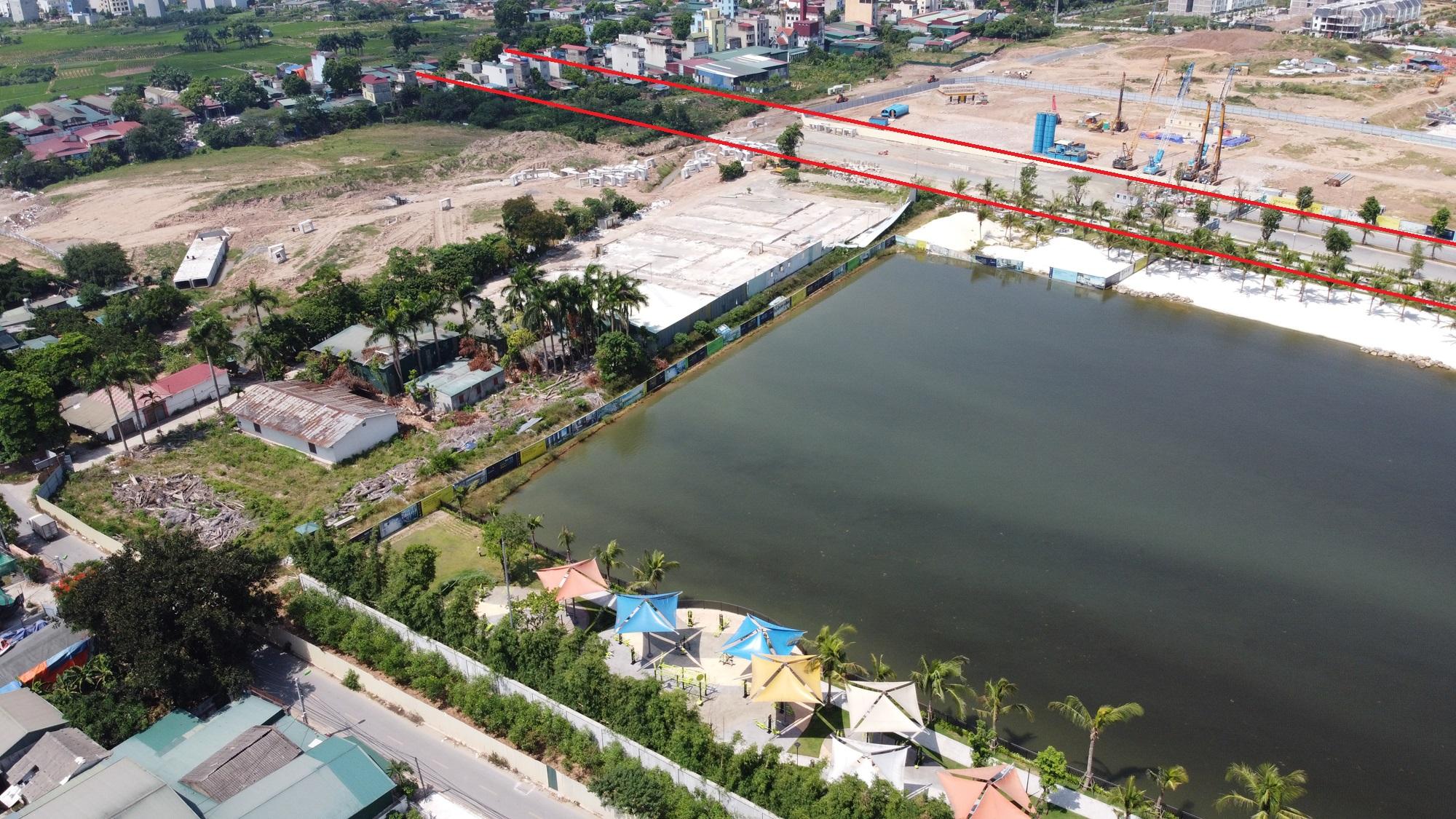 4 đường sẽ mở theo qui hoạch ở phường Tây Mỗ, Nam Từ Liêm, Hà Nội - Ảnh 20.