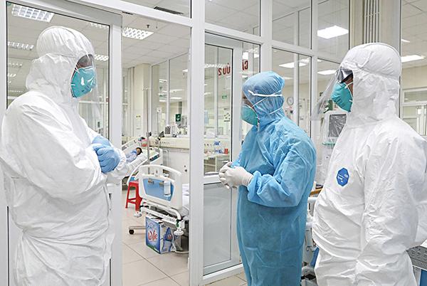 Thêm hai bệnh nhân tử vong trên bệnh lí nền nặng và mắc COVID-19  - Ảnh 1.