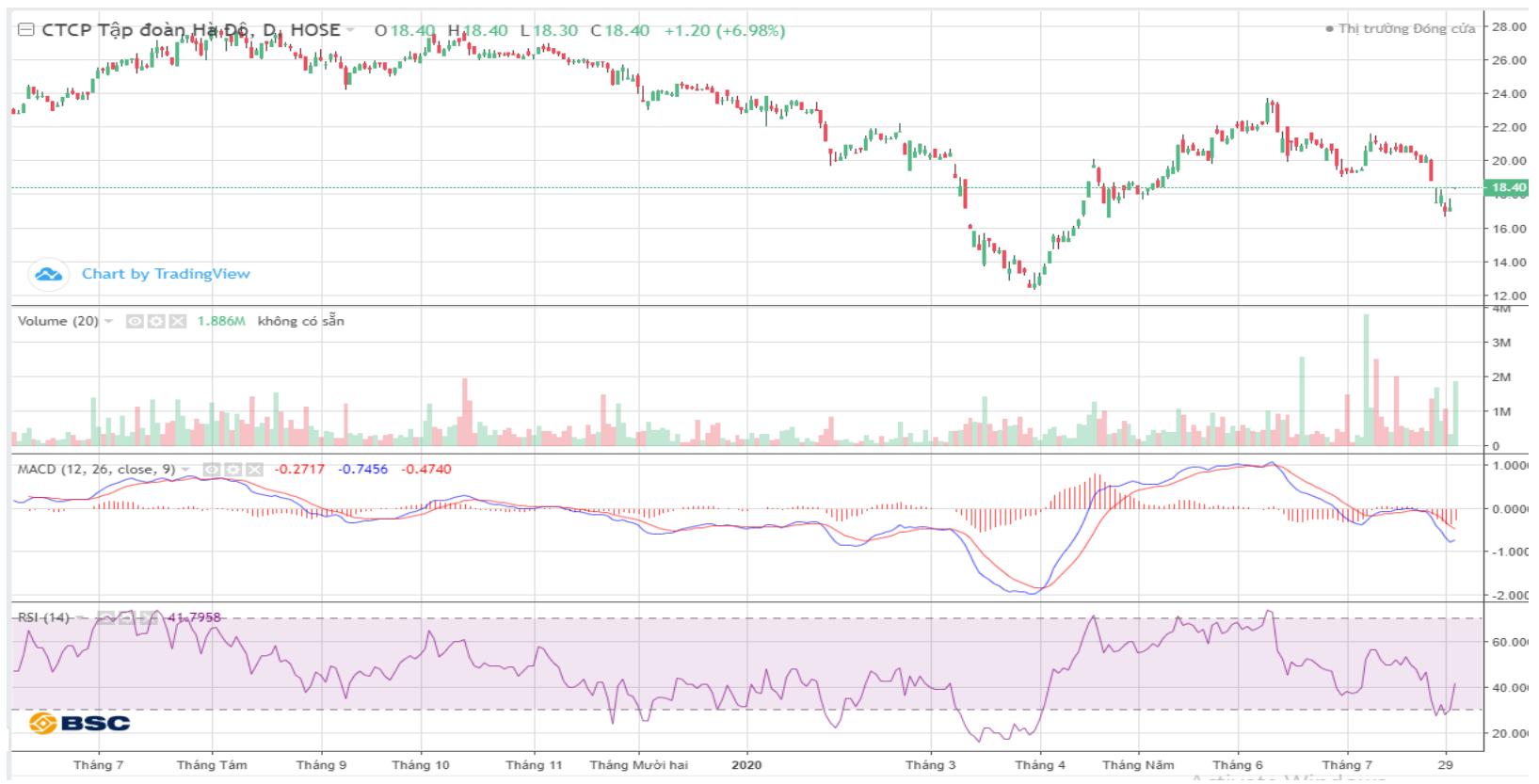 Cổ phiếu tâm điểm ngày 3/8: VIC, MSN, SNZ, HDG, TDM - Ảnh 4.