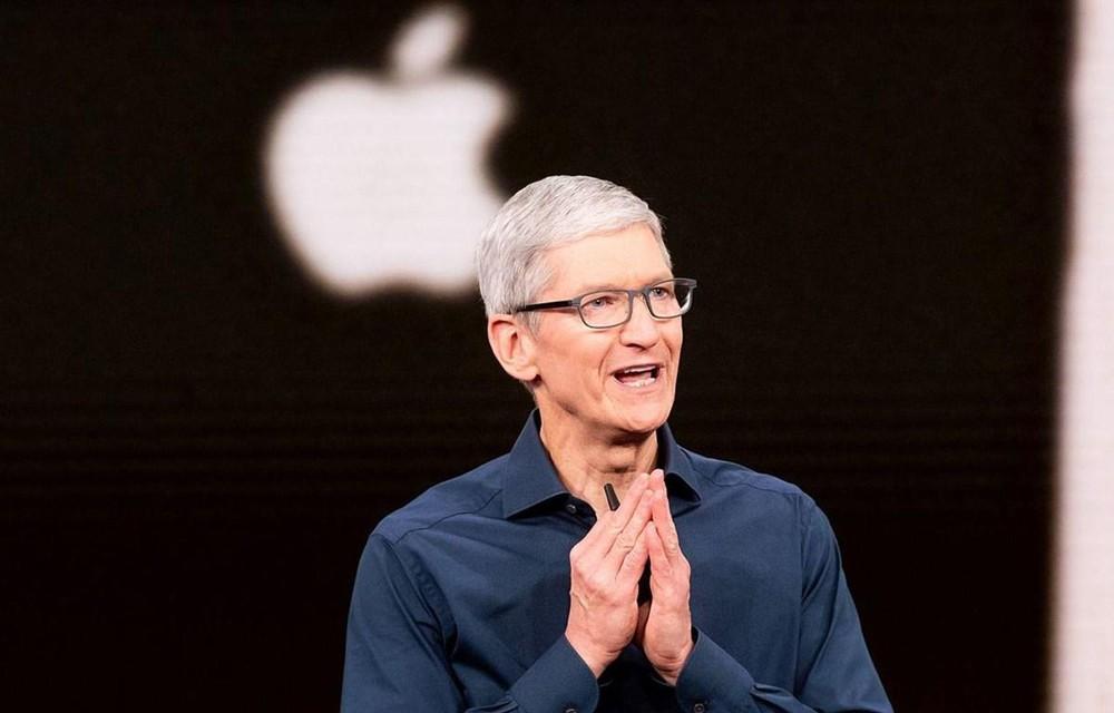 Apple mất hơn 500 tỉ USD vốn hóa trong nửa tháng - Ảnh 1.
