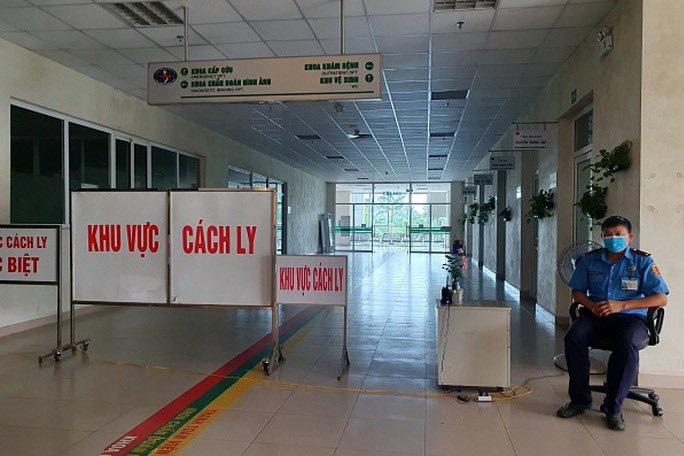 Hà Nội: Dừng phong toả Bệnh viện E